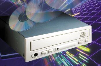 AOpen 952E 52X CD-ROM