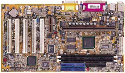 PW65-E i810E ATX moederbord