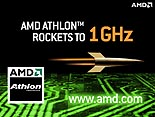 AMD 1GHz Athlon wallpapers