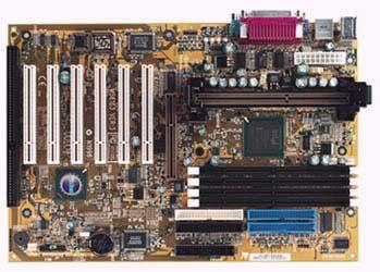 BXMaster i440BX Mainboard
