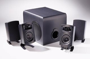 Klipsch Promedia V.2-400 Speakers