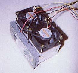 PC-10 Peltier Heatsink