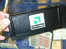 1GHz Athlon in Tokyo