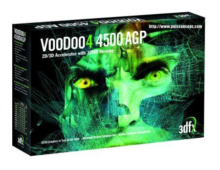 3dfx Voodoo4 4500 box shot