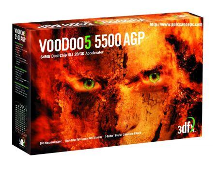 3dfx Voodoo5 5500 box shot