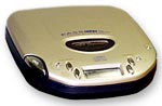 Genica portable MP3-CD speler