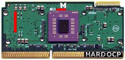 AMD Thunderbird foto