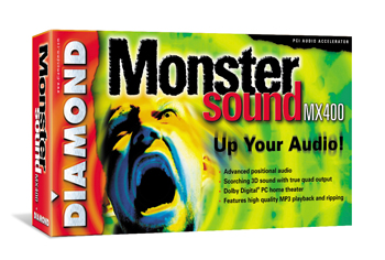 Diamond Monster Sound MX400