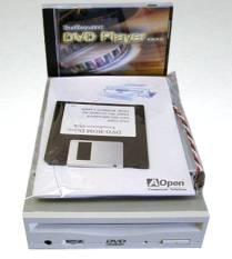 AOpen DVD-1040 Pro