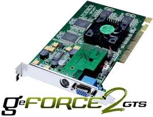 nVidia GeForce2 GTS