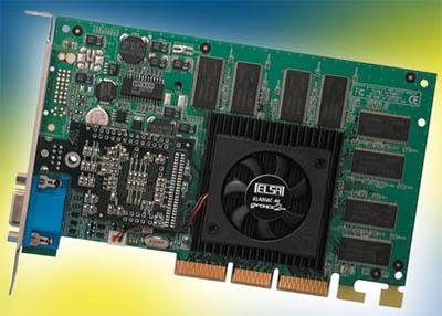 ELSA GLADIAC GeForce2 GTS