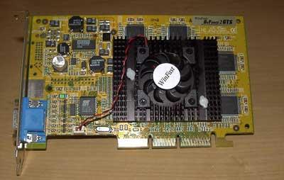 Leadtek Winfast GeForce2 GTS