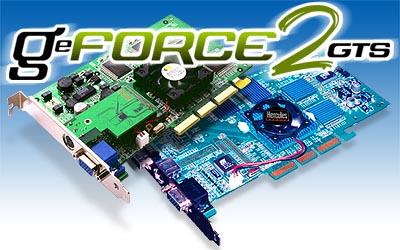 Guillemot persconferentie: 3D Prophet en Geforce2 dubbeldekker