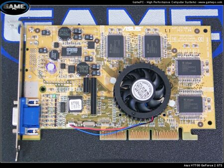 Asus V7700 GeForce2 GTS