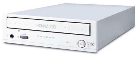 KenWood 72x TrueX cd-rom speler