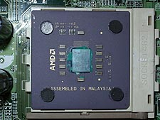 AMD Duron pics