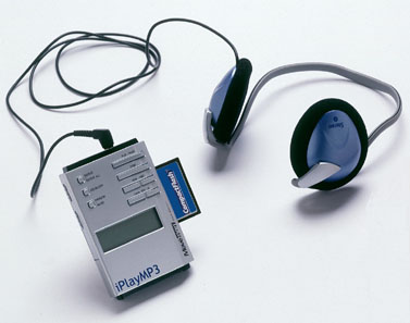 iPlayMP3 Moveman Portable MP3 Player