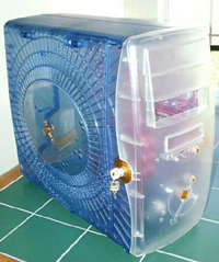 Nikao Submarine computer case