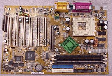 MSI K7T Pro