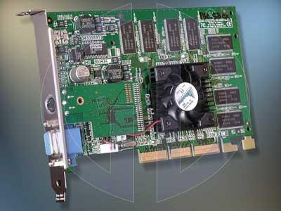 nVidia GeForce II 64MB