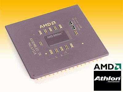 AMD Athlon / Thunderbird off pers pic