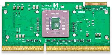 AMD Athlon / Thunderbird (Slot A, groot)