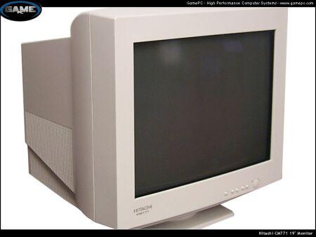Hitachi SuperScan CM771 19\