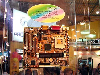 Intel 8xx mobo\'s op Computex: Biostar M6TSM (i815E)