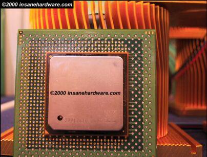 Intel Willamette front