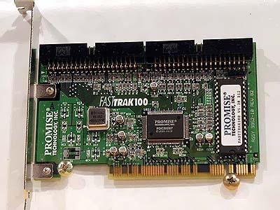 Computex : Promise FastTrak 100