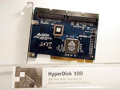 Computex 2000: AMI HyperDisk 100