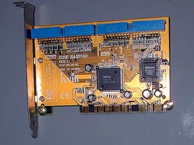 Computex 2000: Iwill SideRAID 100