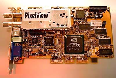 Computex 2000: All-in-one GeForce2 met TV Tuner