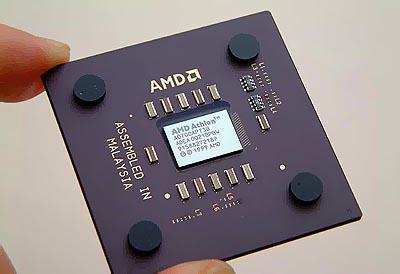 AMD Athlon / Thunderbird (groot)