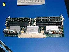 Computex 2000 Intel Itanium pics
