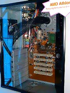 Computex 2000 Kryotech 1,4GHz Thunderbird
