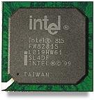 Intel i815 Solano chipset (klein)