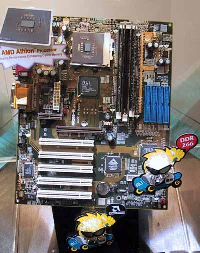 Iwill DDR Athlon mobo
