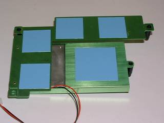 GeForce II cooling device