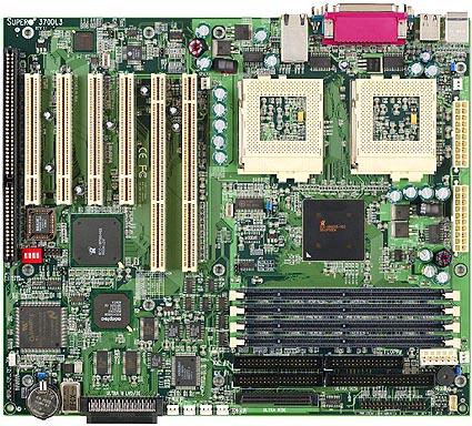 SuperMicro 370DL3 ServerWorks mobo