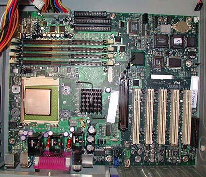 Intel Pentium 4 / Tehama pics