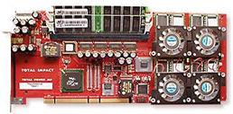 Afbeelding PCI PowerPC G3/G4-processor adapter