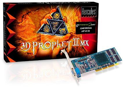 Guillemot 3D Prophet II MX