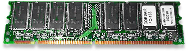 Corsair PC133 CAS2 DIMM