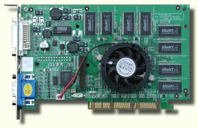 Gainward\'s CARDEXpert GeForce 2 GTS/400