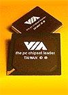 VIA chipset illustratie