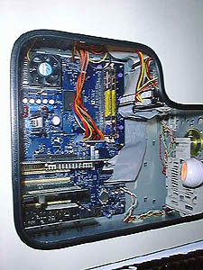 AMD Tecate / AMD 760 demo systeem