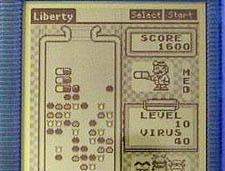 Gambit Studios Liberty gameboy emulator screenshots