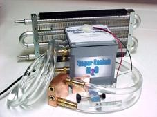 Blizzard CPU Intercooler