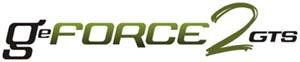 nVidia GeForce2 logo (groot)